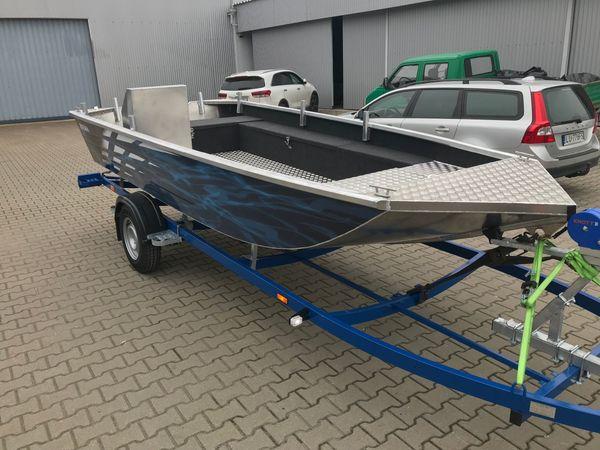 Aluboot DV-Typ Boot Angelboot Brema