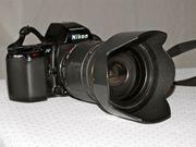 Nikon F-801 S