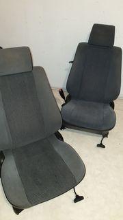 Bmw E30 Sitze Fahrersitz und