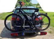 Fahrradträger mieten leihen E-Bike AHK