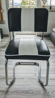 6 x American Diner Stühle