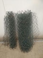Grüner Maschen Draht ca 15