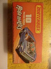 Matchbox 10 Piston Popper Rola-matics