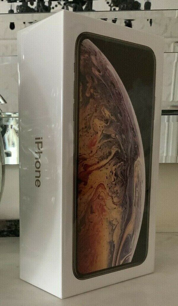 Apple iPhone XS Max - 512GB -