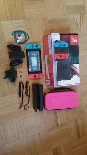 Nintendo Switch 128gb sd karte
