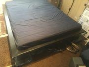Japanisches Futonbett 200x140cm mit Lattenrost