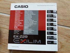 Bild 4 - Digital Kamera Casio Exilim EX-Z29 - Schaafheim Radheim