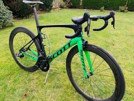 Mountain-Bikes, BMX-Räder, Rennräder - Scott Foil RC-Team Mitchelton Scott