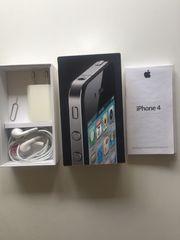 iPhone 4 - schwarz - 16 GB