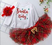 Weihnachten Kleidung Sets Gr 56