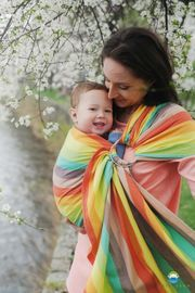 NEU Ring Sling Little Frog -