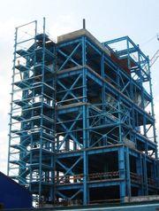 Stahlbau Stahlgestelle Stahlbrücken Tragwerke