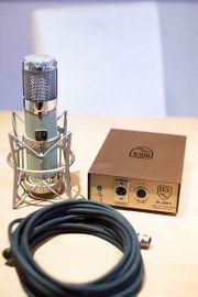 Bock Audio 251 Röhren Mikrofon