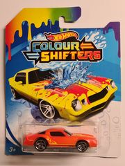 Hot Wheels Colour Shifters Camaro