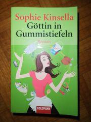 Buch Roman Sophie Kinsella Göttin