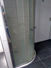 Duschkabine Wanne