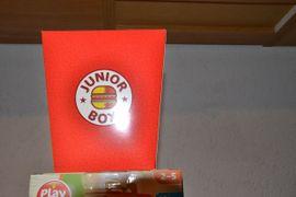 Holzspielzeug - Burger Set