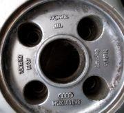 4 Alu Felgen mit Reifen