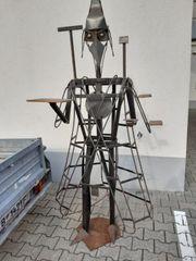 Metall Figur Ständer 2m