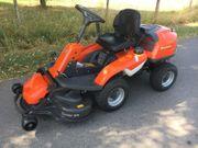 Husqvarna Rider R214 TC Aufsitzmäher
