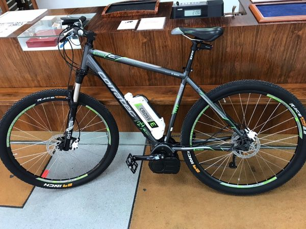 E-bike Mountainbike Corratec