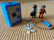Spielzeug Playmobil Tresorknacker Bankräuber