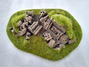 Warhammer Ruine auf Plattform Ruin