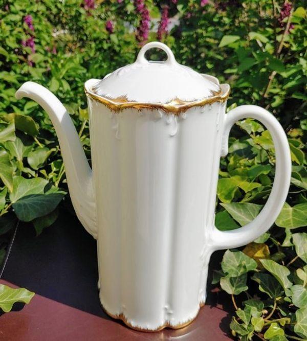 Rosenthal Kaffeekanne 6 Pers Monbijou
