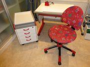 MOLL Schreibtisch SCOUT Stuhl