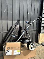 Motocaddy S3 Pro elektrischer Golfwagen