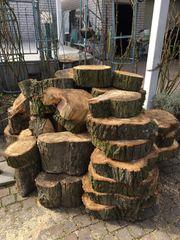 Kaminholz Feuerschalen Holz Pappel geschlagen