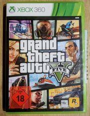XBOX 360 - GTA 5 Grand