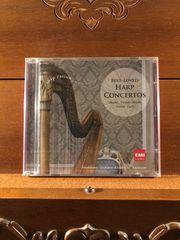 Harfenkonzerte Inspiration Händel Vivaldi Zack