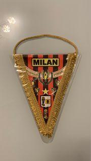 Vereinswimpel des AC MILAN