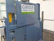 Aufzug Geda 1500 ZZP