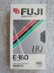 VHS- Videocassette neu in Originalverpackung