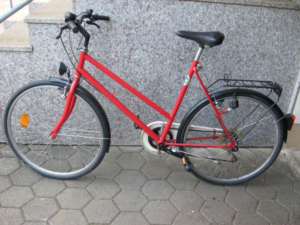 Sportliches Damen Fahrrad 28 RH