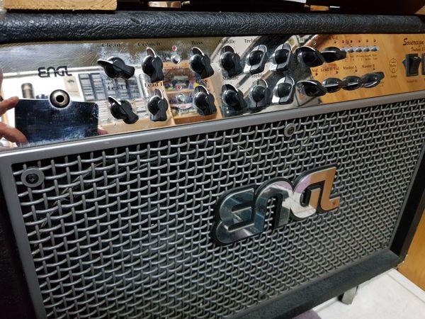Engl Sovereign Gitarren-Combo Verstärker