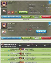 Clash of Clans Clan 20