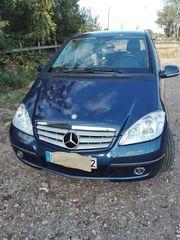Mercedes Benz A 160 BlueEFFICIENCY