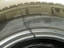 Wohnmobile - 4x Reifen Michelin Agilis Camping