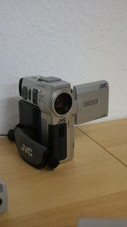 Camcorder JVC GR-DVX8 inkl Tasche