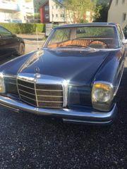 Oldtimer MERCEDES C250 Coupe