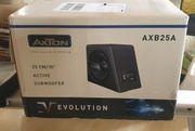 Axton AXB25A 25cm Aktivsubwoofer Neu