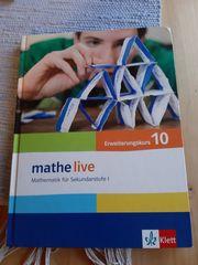 Mathe live - Mathematik für Sekundarstufe