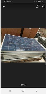 Solarmodule NEU Solarpanele Solarplatten