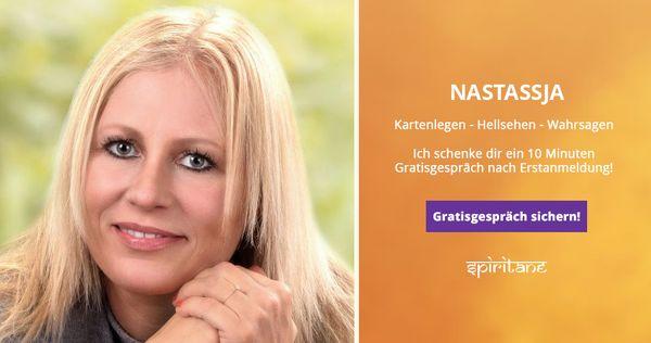 Kostenlos Kartenlegen bei Nastassja auf