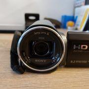 Sony Camcorder HDR-PJ 620 mit