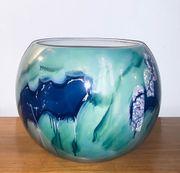 Große Porzellanvase