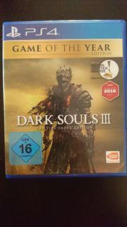 Dark Souls 3 game of